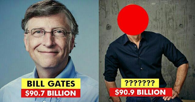Jeff Bezos Surpasses Bill Gates as World's Richest Person