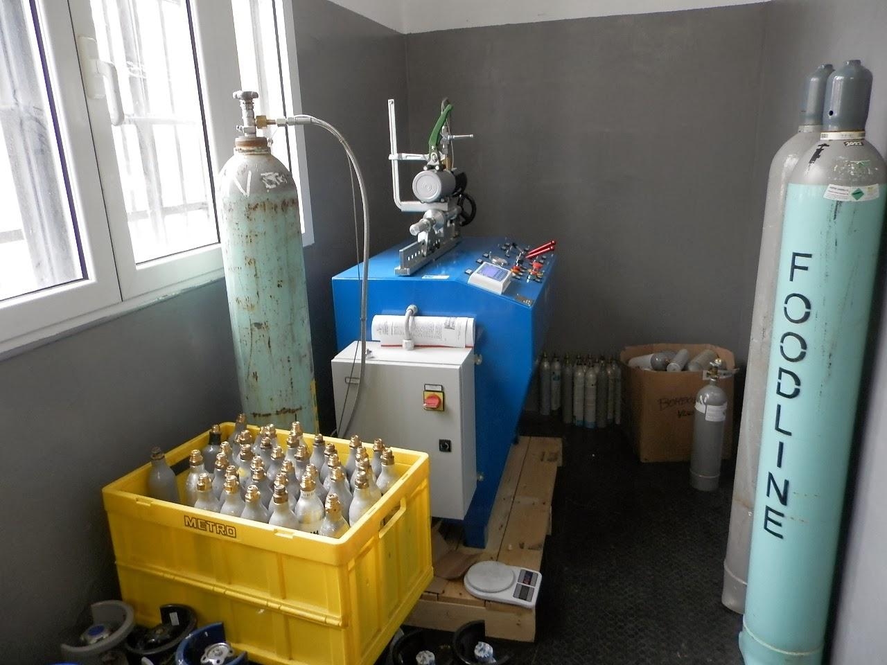 osmosi, microfiltrazione, erogatori acqua: servizio ricarica bombole