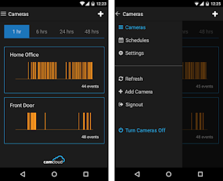 تحميل برنامج 2018 Camcloud تشغيل كاميرات المراقبة على  للاندرويد وللايفون
