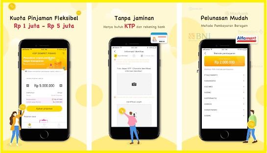 KSP Dompet Pisang Apk Pinjaman Online