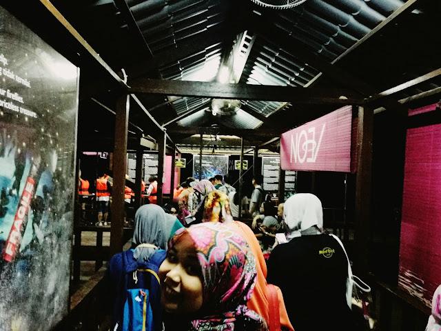 'Back To Nature' di De Palma Eco Resort Kuala Selangor
