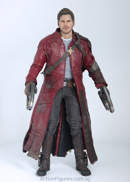 osw.zone Hot Toys Star Lord and Dam Toys Gangsters Kingdom on sale at ActionFigures.com.sg