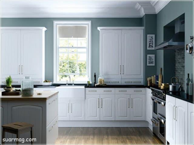 مطابخ مودرن خشب 2   Modern Wood kitchens 2