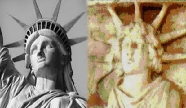 Όταν ο Φωτοφόρος Απόλλωνας – Ηλίου έγινε το «Άγαλμα της Ελευθερίας»