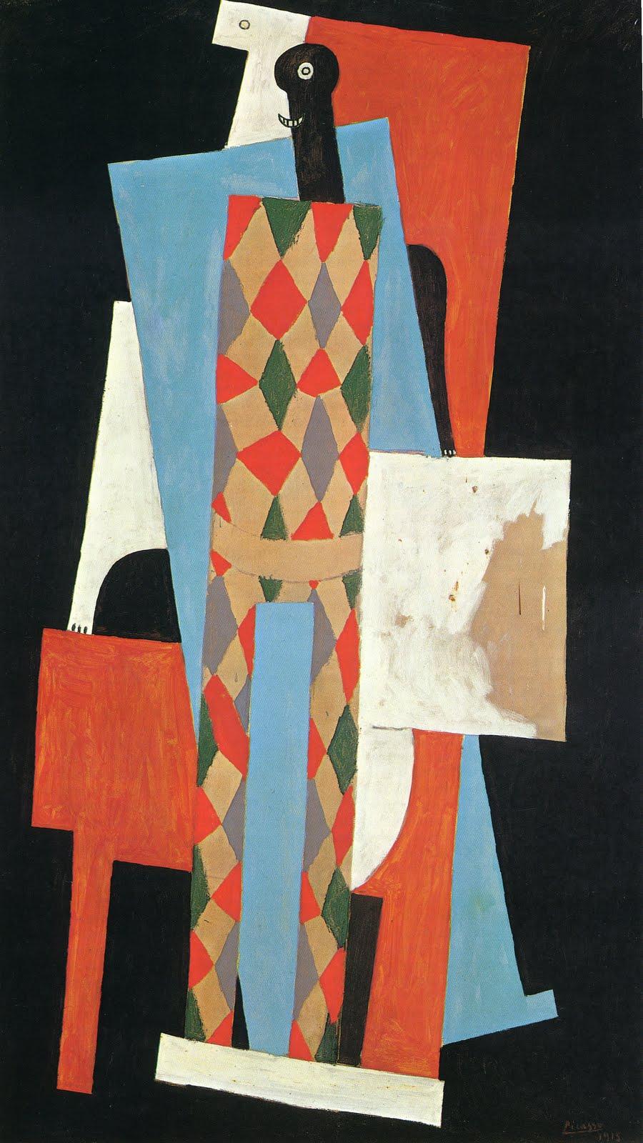 Artplastoc 6 la question de l 39 espace en peinture - Pablo picasso nature morte a la chaise cannee ...