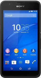 Cara Flashing Sony Xperia E4G E2053 dengan mudah