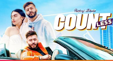 Countless Lyrics - Pukhraj Bhalla