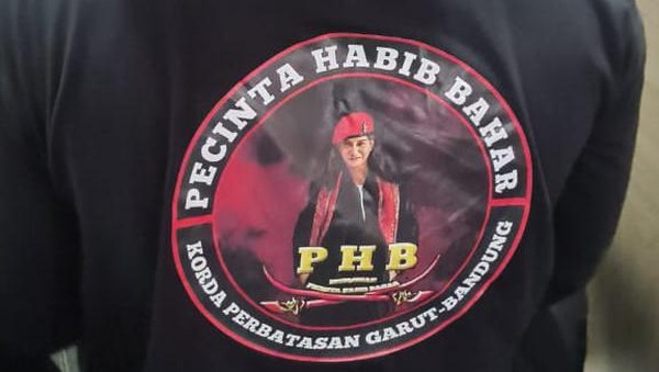 Aksi ABG Ketua Pecinta Habib Bahar Bawa Sajam Digagalkan Polisi