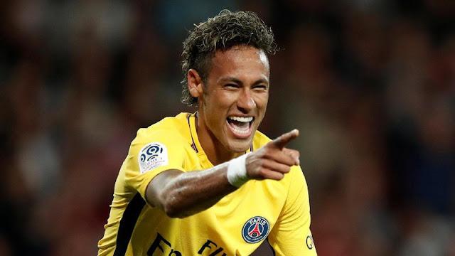 Debut Neymar di PSG Berbuah Manis