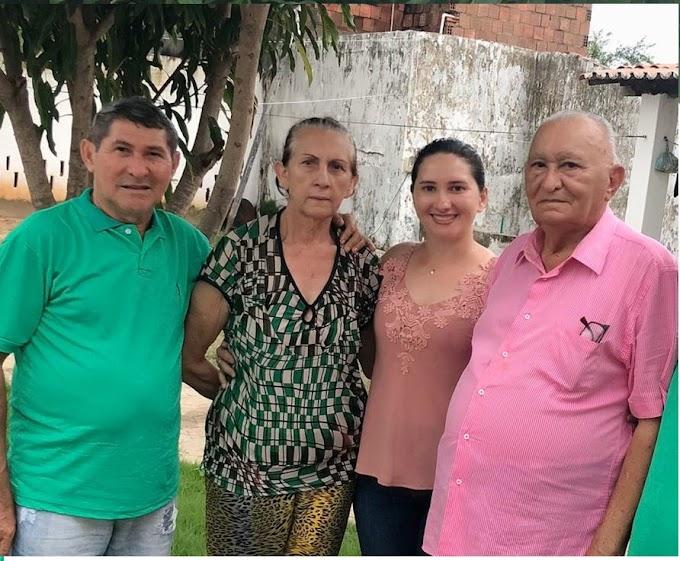 Eleições Municipais: Ex prefeito Sacho oficializa apoio ao pré-candidato Zé Maria.