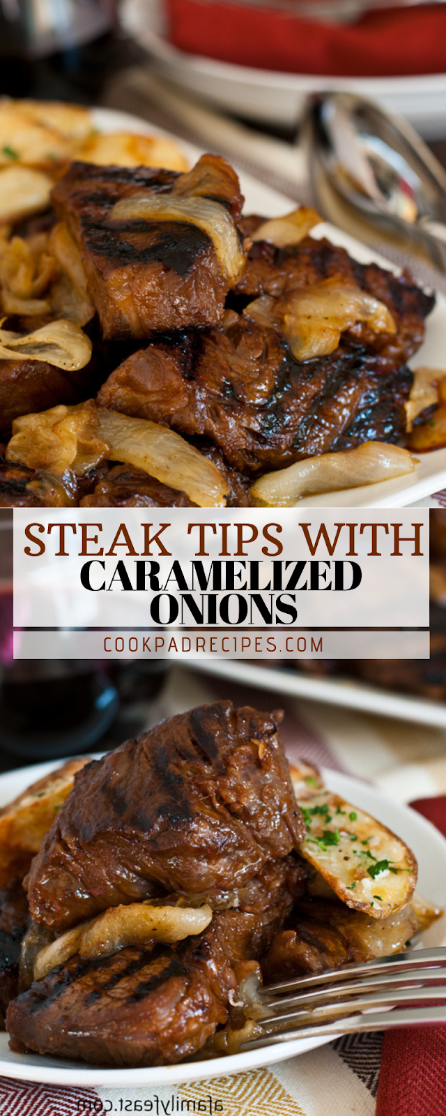 Steak Tips with Cаrаmеlіzеd Onions