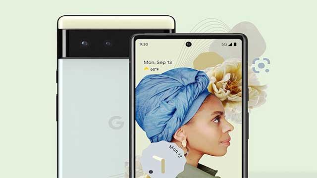 تسريبات جديدة لهاتف Google Pixel 6