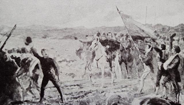 El triunfo de Carabobo, por Arturo Michelena