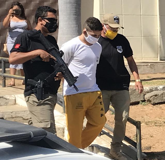 Condenado por matar Thayza Criszantina, será julgado na próxima segunda-feira pelo crime da adolescente Victória Albuquerque em Cajazeiras PB