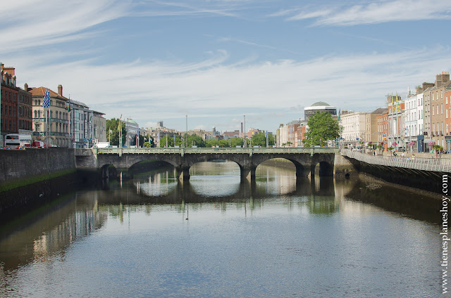 Puente Dublin Irlanda