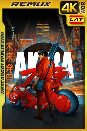 Akira (1988) 4k BDRemux HDR Latino – Japones – Ingles