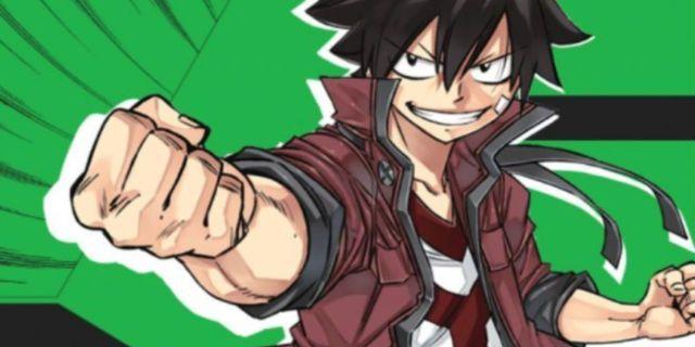 Creador de Fairy Tail comparte nueva imagen de Eden´s Zero