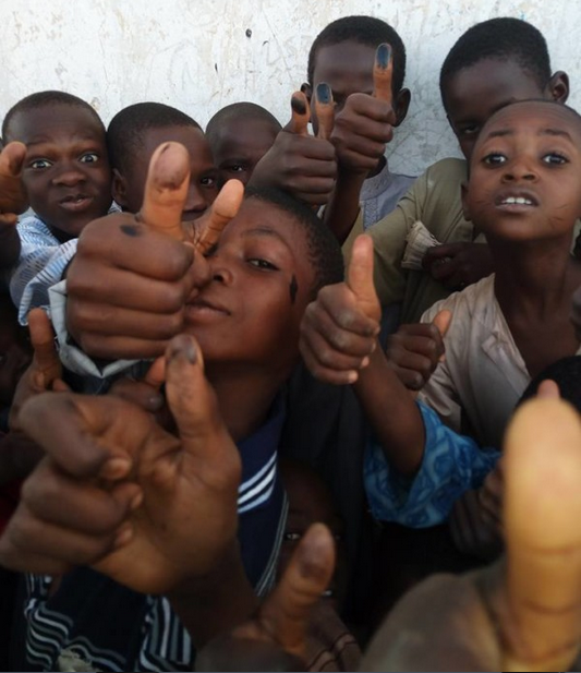 Underage-children-voting-in-Kano-Nigeria-2