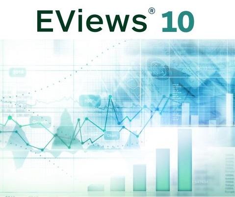EViews Enterprise Edition 10 โปรแกรมทำเศรษฐมิติล่าสุด 2017