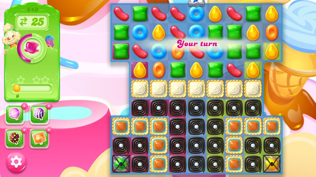 Candy Crush Jelly Saga 243