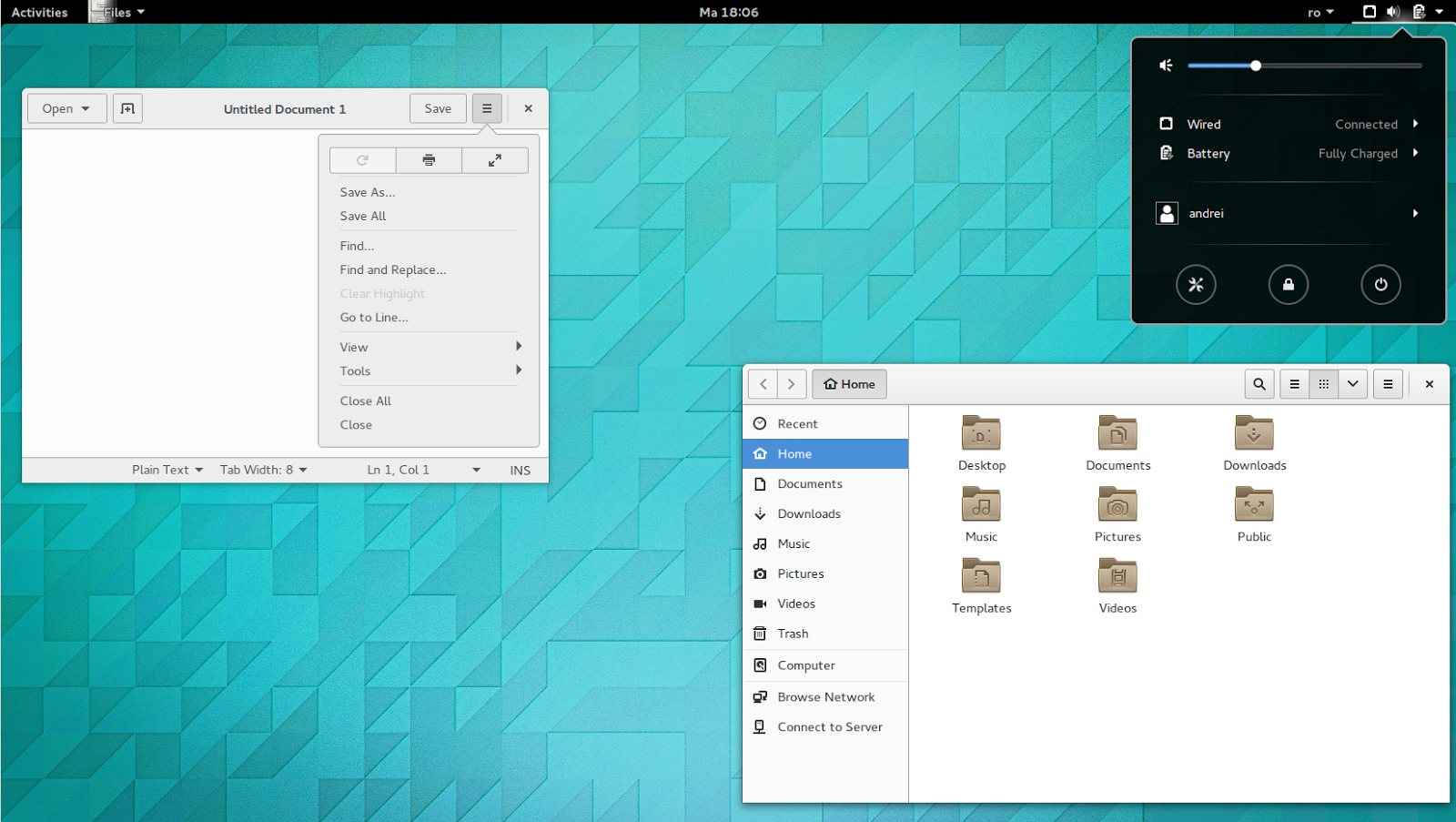 How To Install GNOME 3 14 In Ubuntu GNOME 14 10 ~ Web Upd8