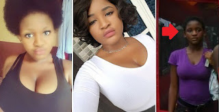 """""""I Satrted Growing Breasts At The Age Of 7"""" - Busty Nigerian Lady Shars Throwback Photos"""