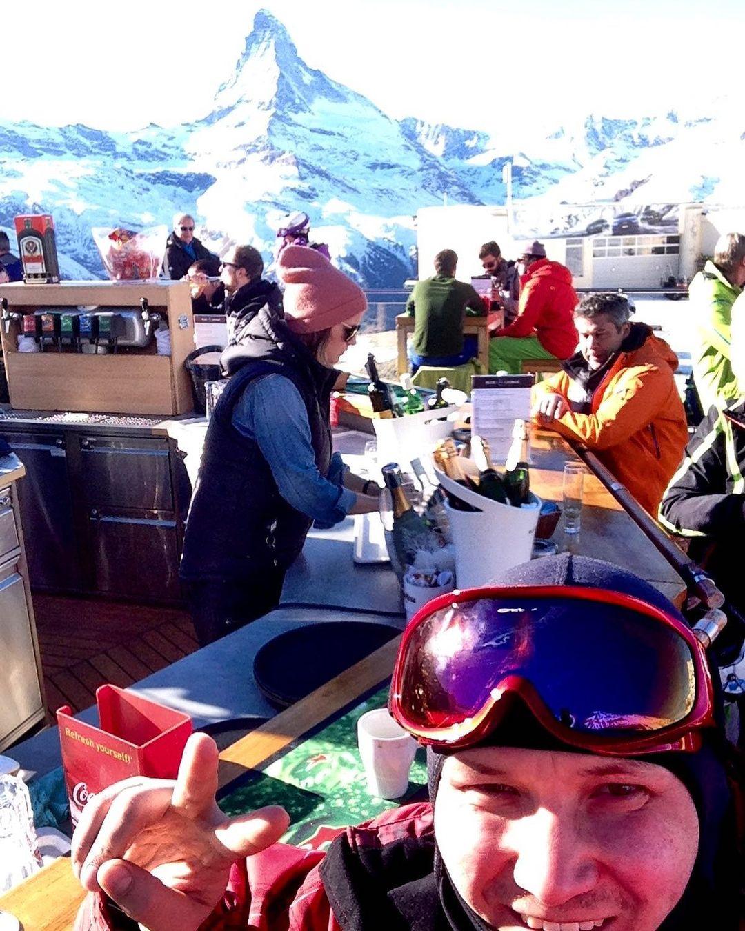 berlibur ke Zermatt swiss main ski