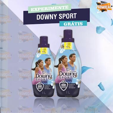 Experimente Gratuitamente Downy Sport