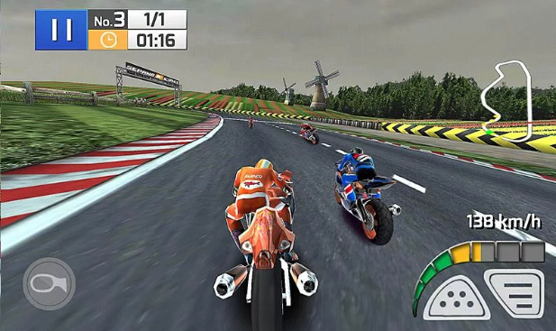 Real Bike Racing Mod Apk Terbaru Unlimited Money