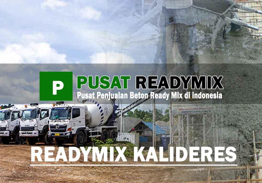 harga beton ready mix Kalideres