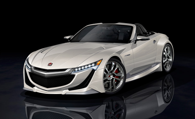 2017 Honda S2000 Brief Look at The Features