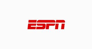 خط لوجو ESPN