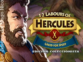 12 LABOURS OF HERCULES X: GREED FOR SPEED . Vídeo guía del juego Y
