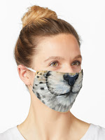 Link to Cheetah Mouth Face Mask
