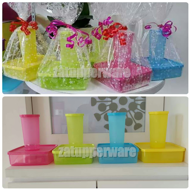 Tupperware hamper hari guru murah