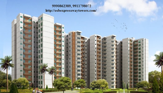 OSB Expressway Towers 9990862389 Sector 109 Gurgaon ~ City Space India