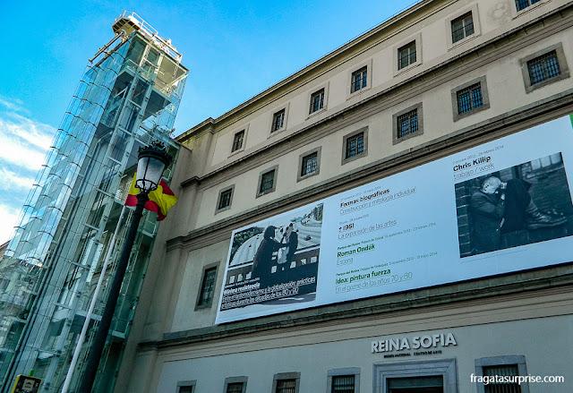 Edifício Sabatini, Centro de Artes Reina Sofia, Madri