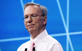 "Alphabet's Eric Schmidt On Fake News, Russia, And ""Information Warfare"""