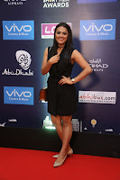 Actress Shraddha Srinath Stills in Black Short Dress at SIIMA Short Film Awards 2017 .COM 0013.JPG