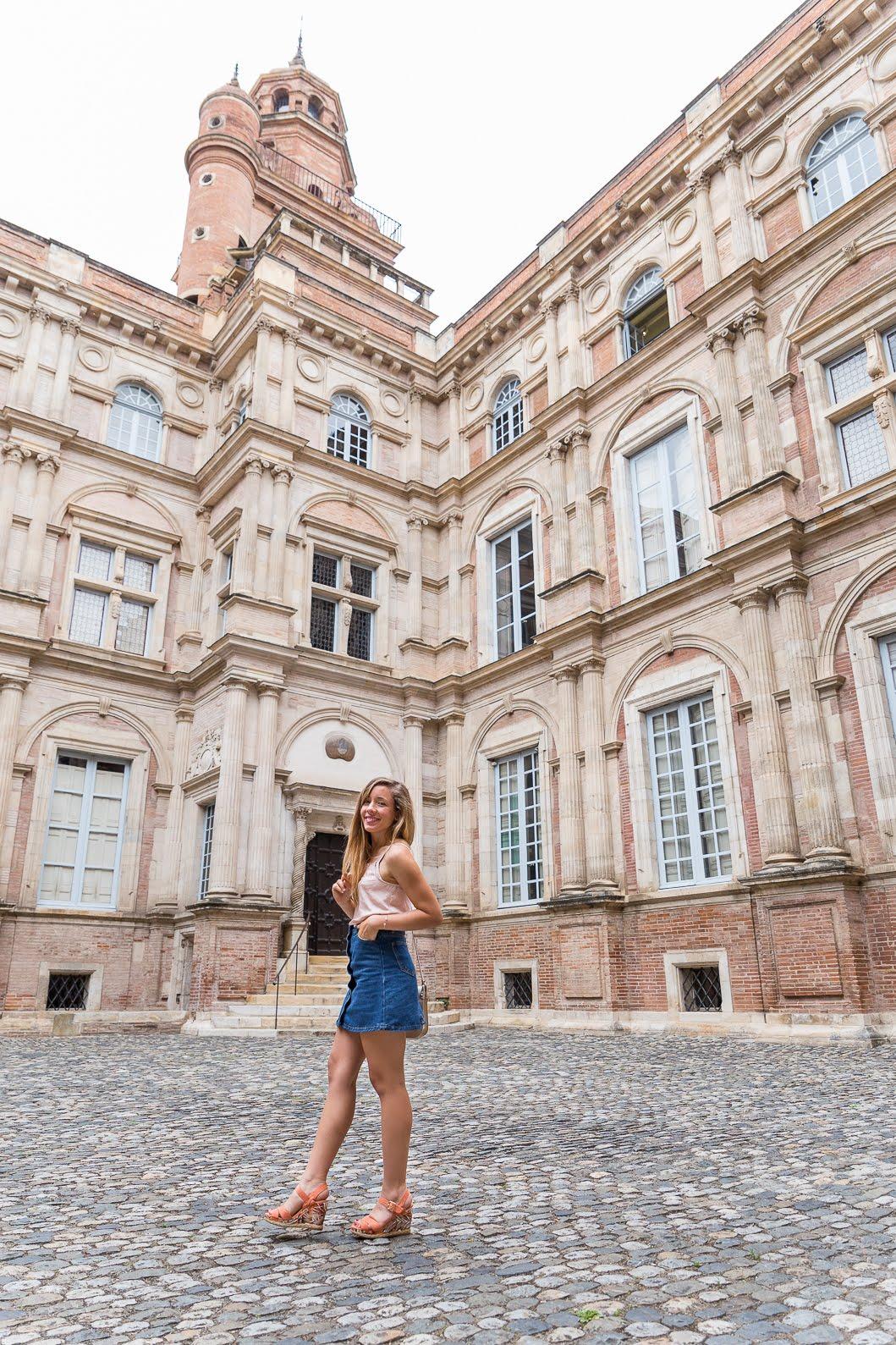 Toulouse Hôtel Assezat