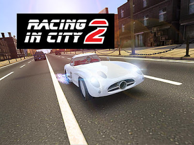 Racing in City 2 v1.1 Mod Apk (Money) Terbaru