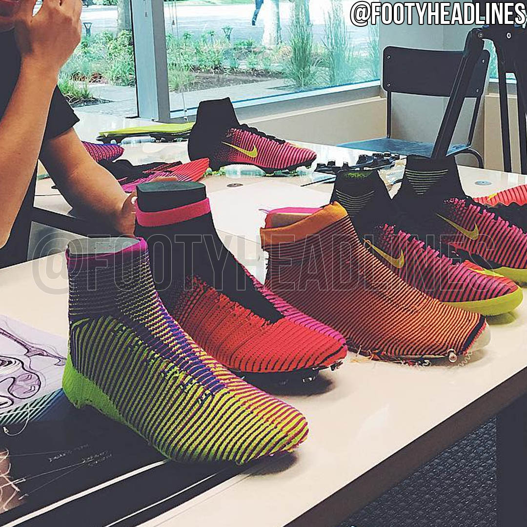 Boot design by nike -  1