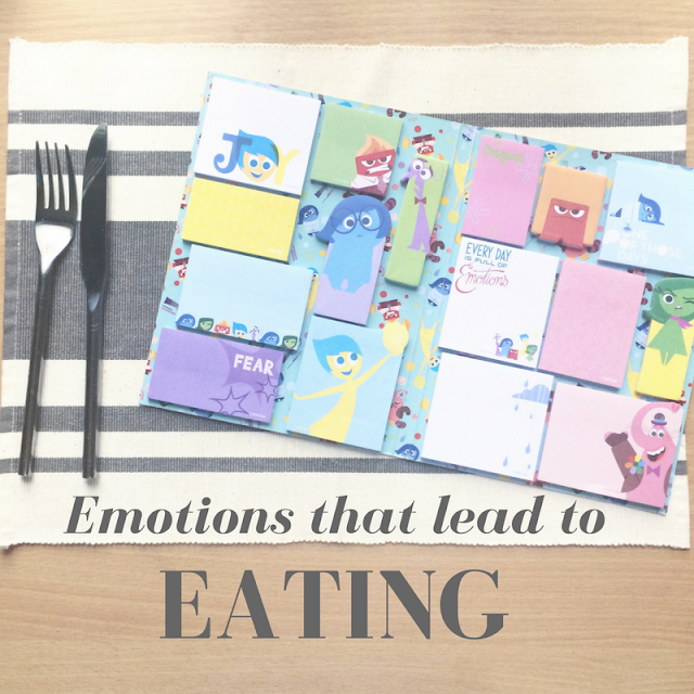 emotions that lead to eating