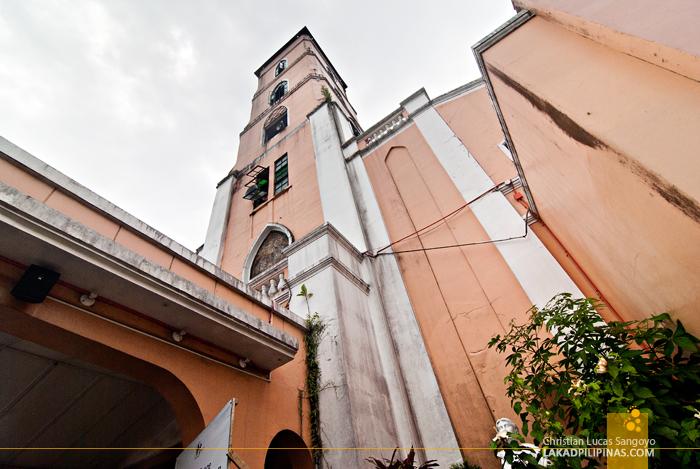 Old Sto. Niño Church Tacloban Facade