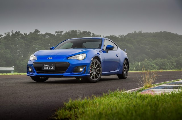 Subaru BRZ STI Sport: Similar to U.S.'s Performance Package, ButSpecialer