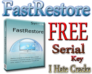 FastRestore Free Download With Free But Legal License Key