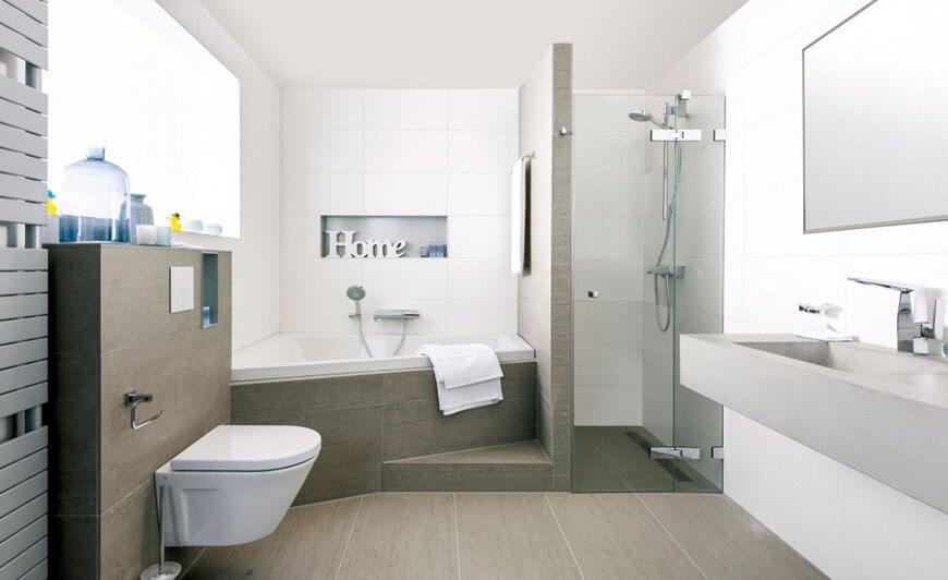 Lưu ý 12 điều sau nếu muốn sở hữu nhà vệ sinh đẹp, tiện nghi trong ngôi nhà bạn
