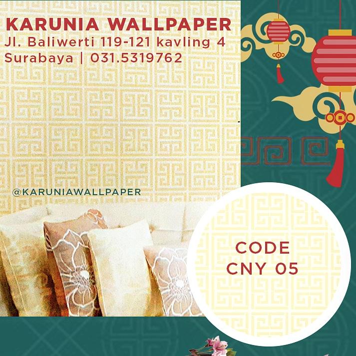 toko jual wallpaper oriental ornamen cina