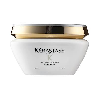 Kerastase Elixir Ultime Masque маска для волос отзыв