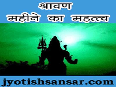 about 2020 Shrawan Mahina Aur Jyotish Yog in hindi